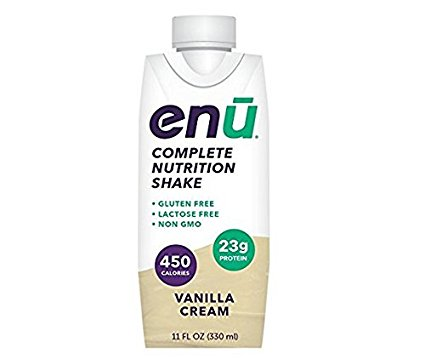 ENU Complete Nutrition Shakes best shake for weight loss