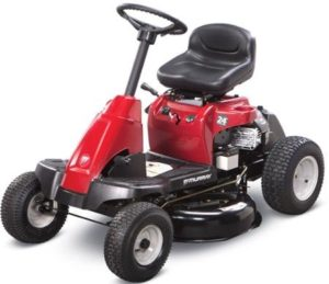 Murray Rear Engine and 6-Speed Shift-On-the-Go Transmission Riding Mower