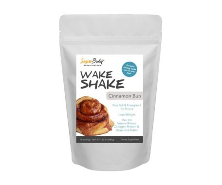 WakeShake Collagen Meal Replacement Shake best meal replacement shake for weight loss