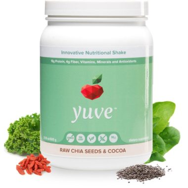 Yuve Vegan Premium All-in-One Vegan Protein Powder the best meal replacement shakes