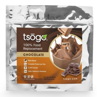 Tsogo Meal Replacement Shake w/ Total Daily Nutrition