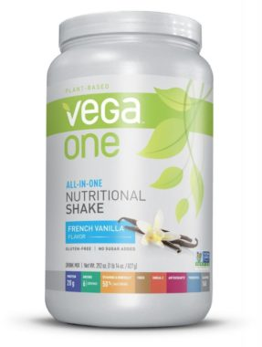 Vega One All-in-One Nutritional Shake best meal replacement shakes