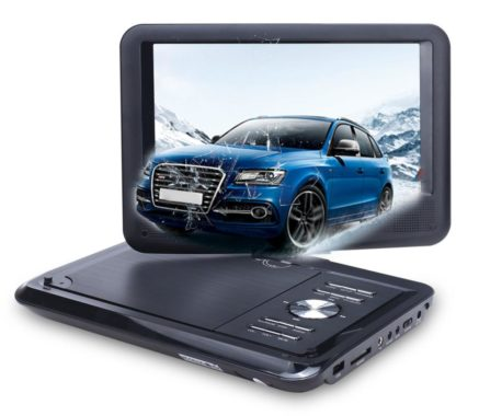 NAVISKAUTO 9 Inch Portable DVD/CD/MP3 Player