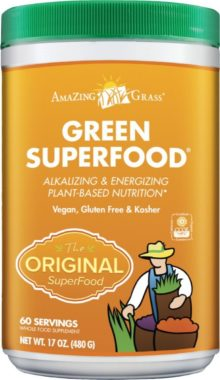 Amazing Grass Green SuperFood weight loss shakes reviews