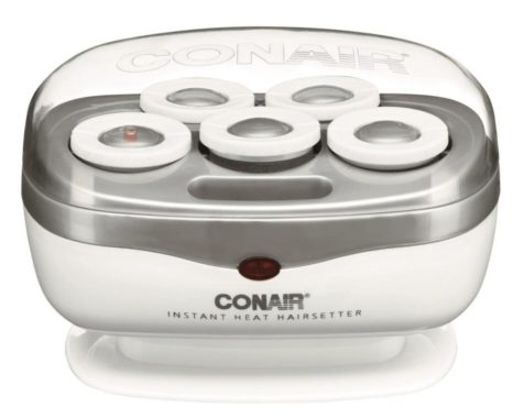 Conair Instant Heat Volume Rollers hot roller reviews