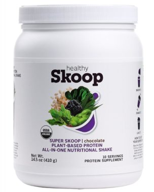 Healthy Skoop All-in-One Organic Nutritional Shake best shakes to lose weight