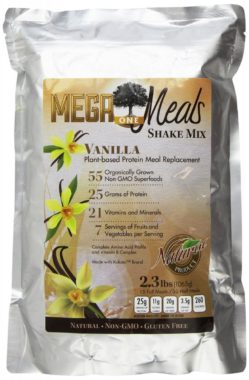 MegaOne Meal Replacement Shake Mix top weight loss shakes