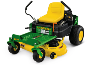 John Derre Z335E Zero Turn Riding Mower