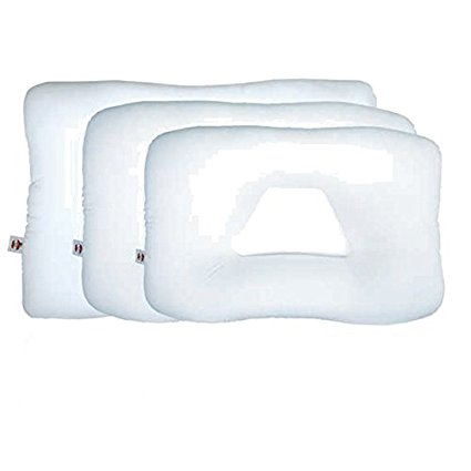 Tri-Core Cervical Pillow, Full Size, Gentle