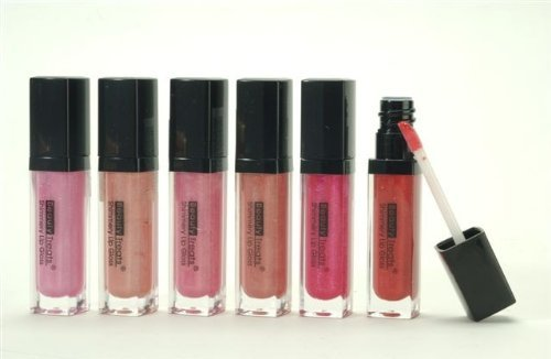 Beauty Treats Shimmery Lip Gloss Set 6 Colors