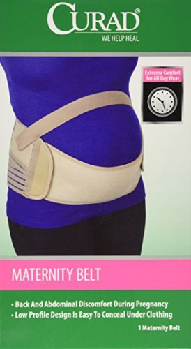 ORT22300D - Medline Curad Maternity Belt sizes 4 to 14 (Medium)