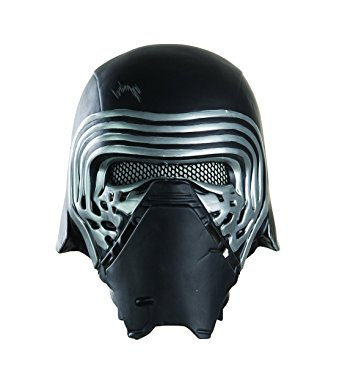 Star Wars: The Force Awakens Child's Kylo Ren Half Helmet