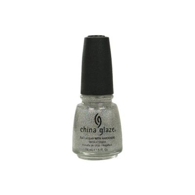 China Glaze Nail Polish, Fairy Dust, 0.5 Fluid Ounce