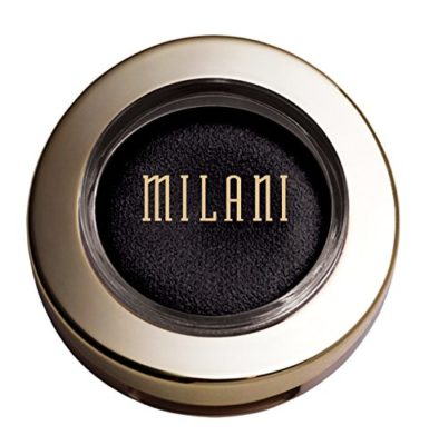 Milani Bella Eyes Gel Powder Eyeshadow, Bella Black, 0.05 Ounce