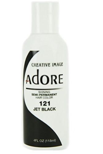 Adore Creative Image Hair Color #121 Jet Black