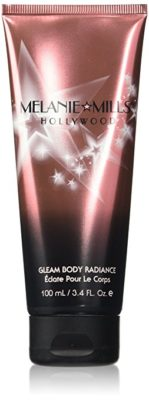 Melanie Mills Hollywood Moisturizing Gleam Body Radiance - Bronze Gold, 3.4 fl.oz.