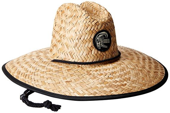 O'Neill Men's Sonoma Prints Straw Hat, Natural, One Size