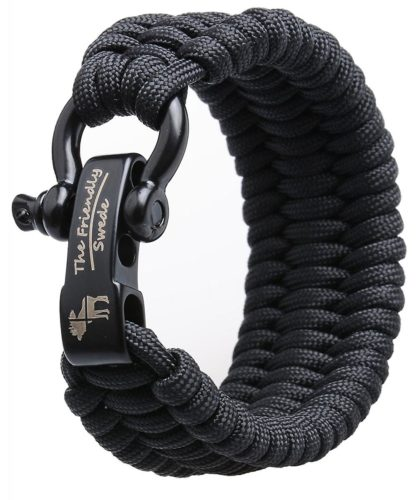 The First Product On Our List Of Best Paracord Bracelet Is This One Right Here An Extra Beefy Trilobite With A Stainless