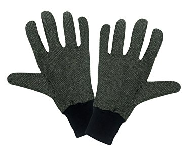35 Below Glove Liners - The Best Winter Glove Liner, Black; Size Men's