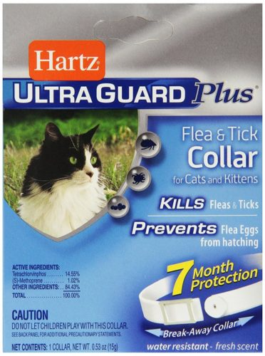 Best flea product for cats