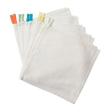 Ikea Dish Washing Cleaning Cloth Towels (10 Pack) Cotton