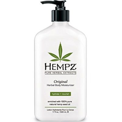Hempz Original Herbal Body Moisturizer, 17 Fluid Ounce