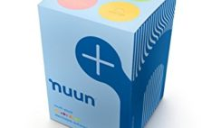 Original Nuun Active: Hydrating Electrolyte Tablets, Citrus Berry Mix, Box of 4 Tubes