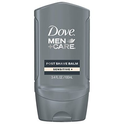 Dove Men+Care Post Shave Balm, Sensitive Plus 3.4 oz