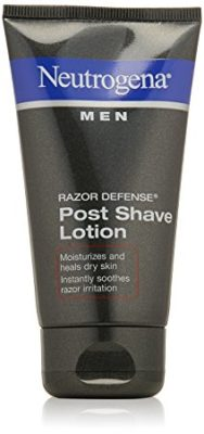 Neutrogena Men's Razor Defense Post Shave Lotion, 2.5 Ounce (Pack of 3)