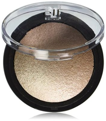 e.l.f. Baked Highlighter, Moonlight Pearl, 0.17 Ounce