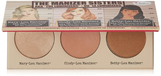 theBalm Manizer Sisters
